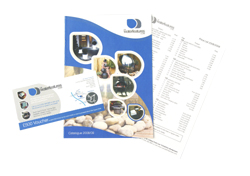 UK Water Features Brochure Design