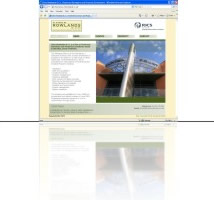 Chris Rowlands website design