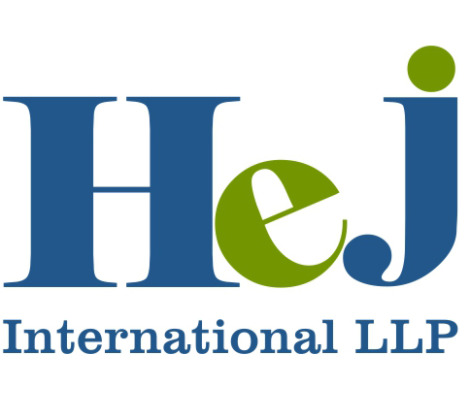 Hej International LLP Logo RGB